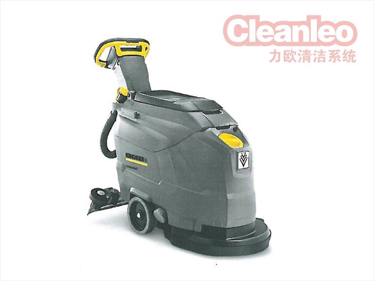 物业和保洁公司为何都选用手推式洗地机居多