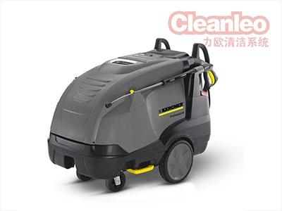 手推式洗地机在清理全过程中,有什么特点?