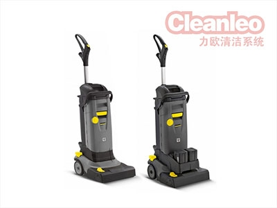 洗地机做保洁服务的优点
