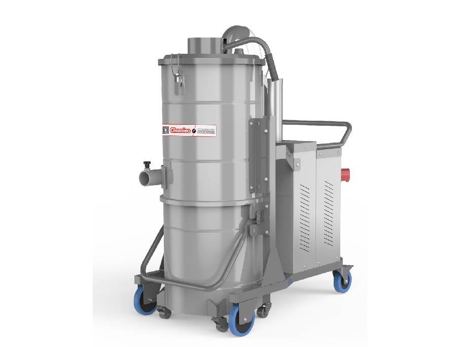 力欧工业吸尘器 IVC100-4 商用大功率 工厂车间装修移动吸尘器