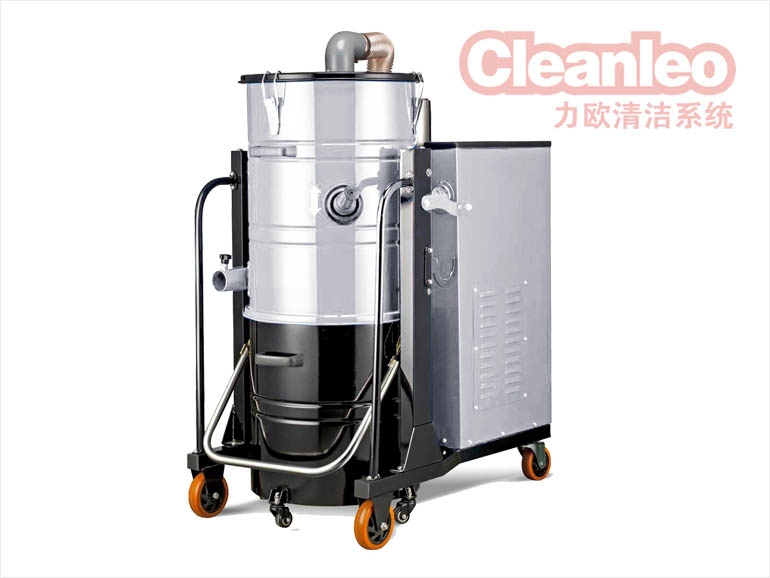 力欧 TIV100系列 三相工业吸尘器