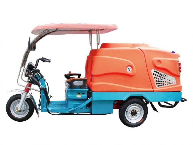 环卫洗地车G1528
