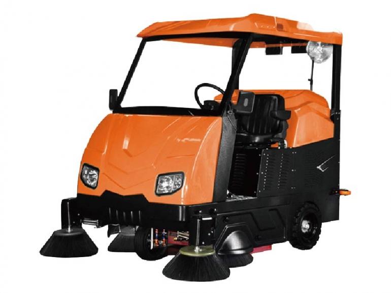 驾驶式扫地机TS60
