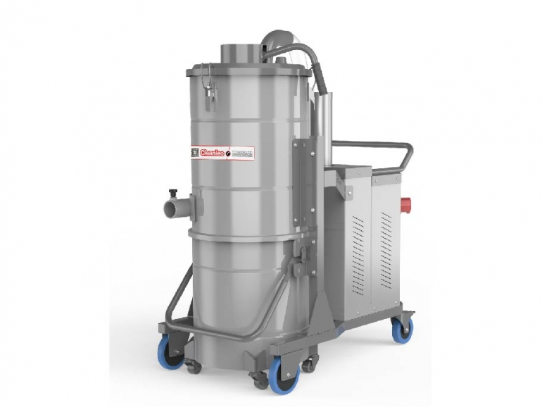 力欧工业吸尘器 IVC70-4 商用大功率 工厂车间装修移动吸尘器