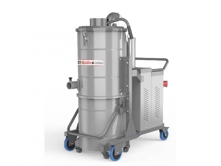 力欧工业吸尘器 IVC70-2 商用大功率 工厂车间装修移动吸尘器