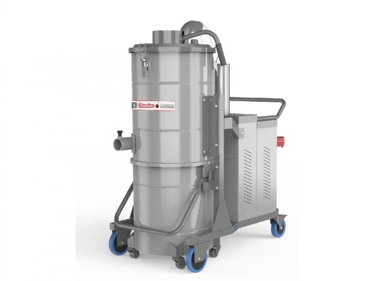 力欧工业吸尘器 IVC100-7 商用大功率 工厂车间装修移动吸尘器